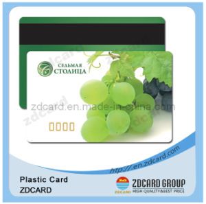 Printable PVC Chip Smart ID Card pictures & photos