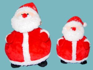 Plush Toy (Santa Claus)