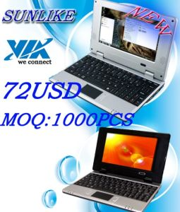 7 Inch Mini Laptop (UMPC-7000)