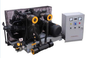 Reciprocating Booster High Pressure Piston Air Compressor (K2-80SH-15250) pictures & photos