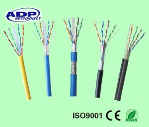Fluke Test Ca6/CAT6A/Cat7 Solid LAN Cable with Best Price pictures & photos