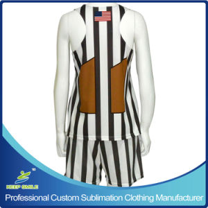 Custom Sublimation Women′s Lacrosse Sportswear pictures & photos