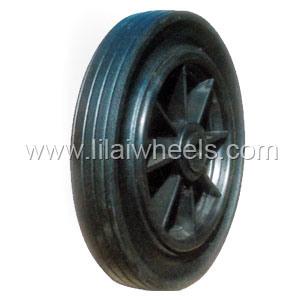 Rubber Wheel/Bin Wheel /Dustbin Wheel (PW3014)