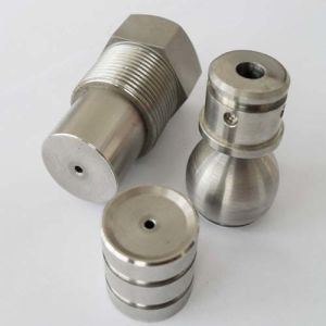 CNC Turned Parts Used on Industrial Sensor