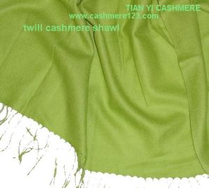 Cashmere Twill Pashmina Shawl Solid pictures & photos