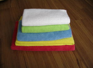 Ultra Soft Microfiber Bath Towels Car Cleaning Towel