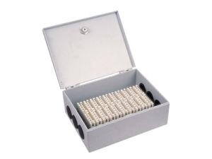100 Pair Indoor Distribution Box