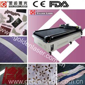 Auto Feeding Textile/Fabric/Garment Pattern Laser Cutting Machine (CJG-160300LD)