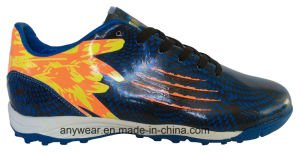 China Men Sports Outdoor Football Soccer Shoes (815-9356) pictures & photos