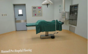 Hospital Vinyl / PVC with Roll /Sheet of Flooring With3mm pictures & photos