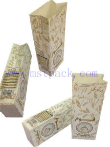 Attractive Wheat Flour Paper Packaging Bag pictures & photos