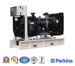 8kw/10kVA Electric Alternator Diesel Fuel Power Generator Sets with Engine 403D-11g