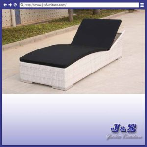 Wick Rattan Chaise Lounge Chair Set Patio Furniture, Outdoor Furniture Set (J1945) pictures & photos