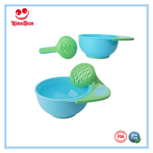Manual Baby Grinding Bowl for Making Homemade Baby Food pictures & photos