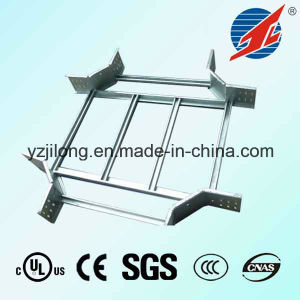 Hot DIP Galvanized Steel Ladder Cable Tray with UL, CE, pictures & photos