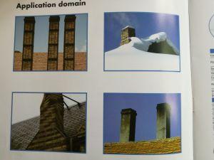Chimney Inspection Camera with 70mm Pan / Tilt Camera, 20m Testing Cable pictures & photos
