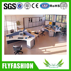 Office Partition Design Staff Working Table (OD-32) pictures & photos