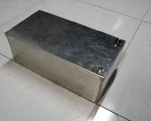 Sheet Metal Box Bending and Welding Fabrication pictures & photos