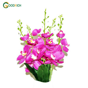 High Quality Artificial Flower Bush pictures & photos