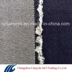 Df72 9oz Cotton Poly Spandex Durable Denim Fabric in China