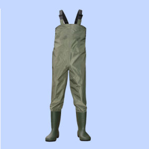 High Quality China Factory 2015 Men′s Hunting Waders (OCW-007)