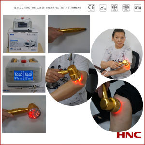 Multi-Functional Lllt Instruments with Golden Wavelength 650nm and 808nm pictures & photos