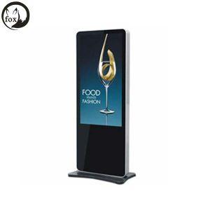 65′′ 4k Slim Model Split Screen Kiosk Advertising Player (F650N) pictures & photos