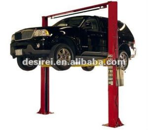 Hydraulic 2 Post Car Vechile Auto Lift pictures & photos