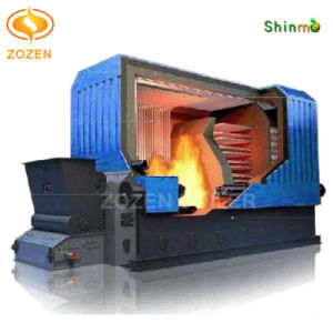2800kw Industrial Coal Fired Chain Thermal Oil Heater (YLW-2800mA)
