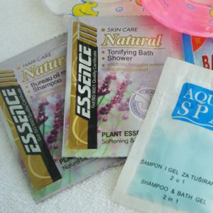 Hotel Amenities Sachet Shampoo Bath Gel Body Lotion Conditioner pictures & photos