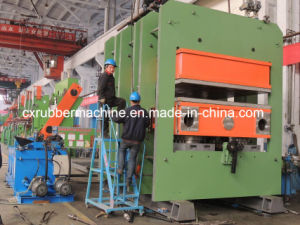 High Performance Rubber Vulcanizer / Plate Vulcanizing Press (CE/ISO9001) pictures & photos