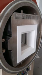 High Temperture Vacuum Furnace Controlled by Panel pictures & photos