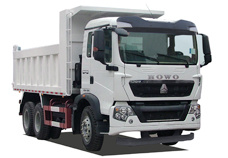 Zz3257m364gd1 Sinotruk HOWO T5g Series 6*4 Tipper Truck pictures & photos