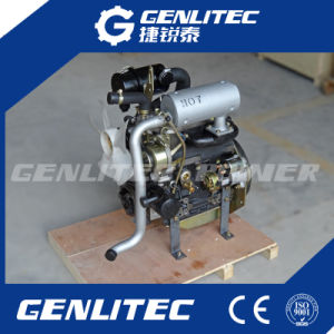 Changchai 3 Cylinder Water Cooled Diesel Engine 22HP pictures & photos