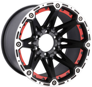 TUV Approved 4X4 SUV Alloy Wheel pictures & photos