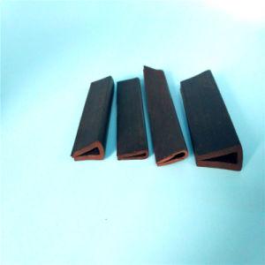 Solid Rubber U Type Door Seal Weather Sealing Strip pictures & photos