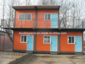 Economic Light Steel Prefabricated Living House \Modular House pictures & photos
