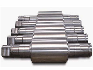 Ductile Cast Iron Rolls, Alloy Nodular Iron Rolls pictures & photos