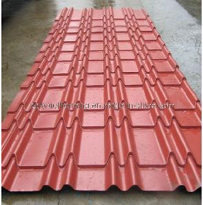 Color Tile Roll Forming Machine pictures & photos