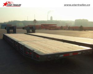 Roll Trailer/ Mafi Trailer for 20FT 40FT Container Transit pictures & photos