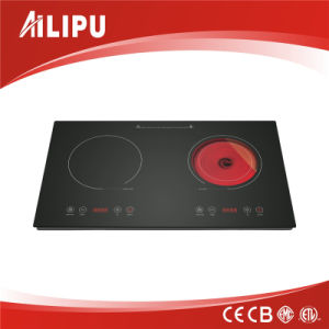 Induction Cooker VS Infrared Cooker pictures & photos