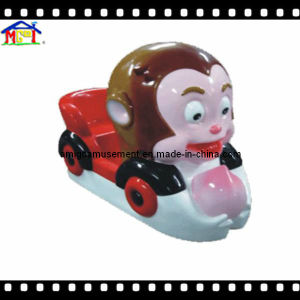MP4 Kiddie Ride Cartoon Monkey with Music with Video pictures & photos
