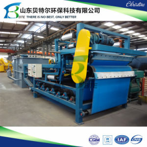 Mining Sludge Dewatering Machine in Waste Water Treatment System (500-3000mm) pictures & photos
