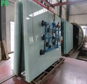 6.38-52mm Clear Tempered Laminated Glass with CE pictures & photos