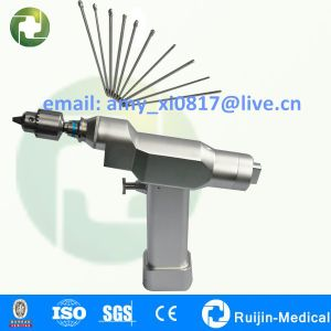Single Usage Canulate Drill for Traumatic Surgeries/K Wire Drill/Pin Chuck Drill ND-2001 pictures & photos