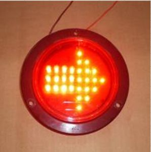 LED Round Direction Arrow Tail Lamp pictures & photos