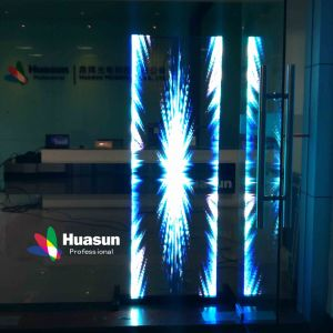 Amazing High Definition Ultra Transparent LED Screen pictures & photos