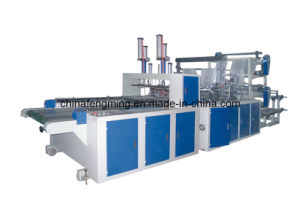 Full Automatic High-Speed T-Shirt Bag Making Machine (FM-700) pictures & photos