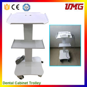 Dental Furniture Cabinet Dental Hospital Trolley pictures & photos