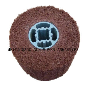 120mmx100mm 80# Flap Brush pictures & photos